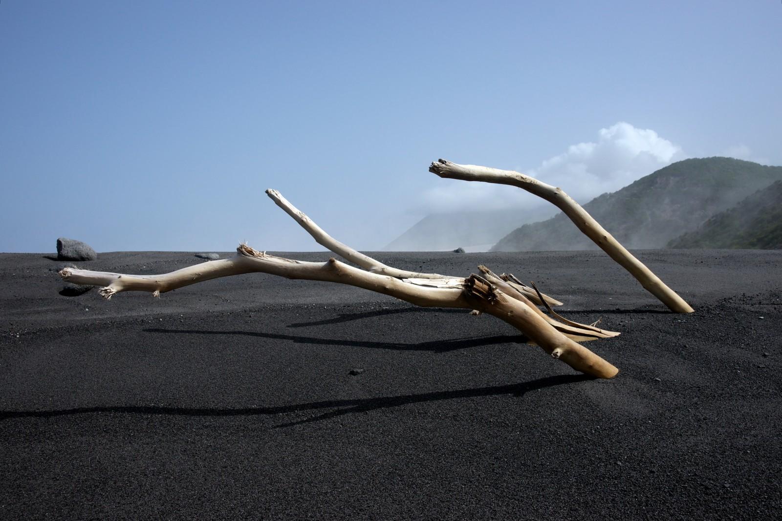 Pyroclastic flow, Montserrat. Credit: Alan Linde (distributed via imaggeo.egu.eu)