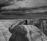 Imaggeo on Mondays: A voyage through scales – The Badlands National Park, South Dakota.