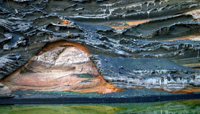Imaggeo on Mondays:  Colourful hydrovolcanism
