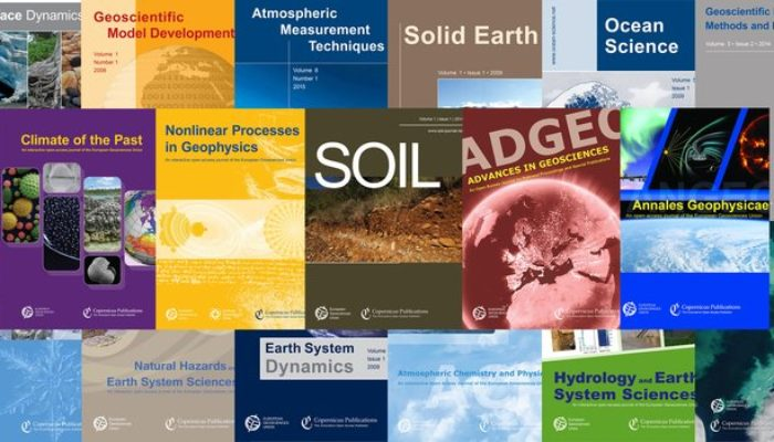 All you ever wanted to know about EGU publications