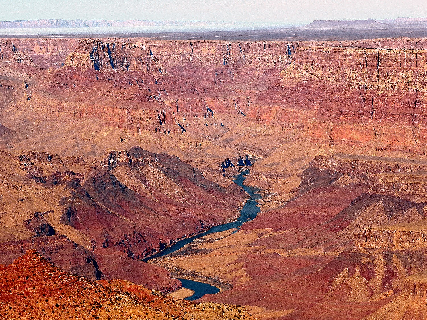 Grand Canyon . Credit: Credit: Paulina Cwik (distributed via imaggeo.egu.eu)