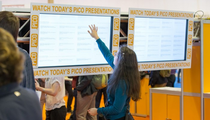 There are even more benefits to choosing a PICO session at EGU 2016!