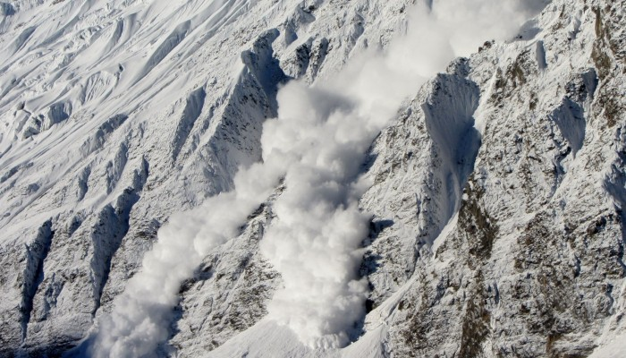 Imaggeo on Mondays: Annapurna snow avalanche