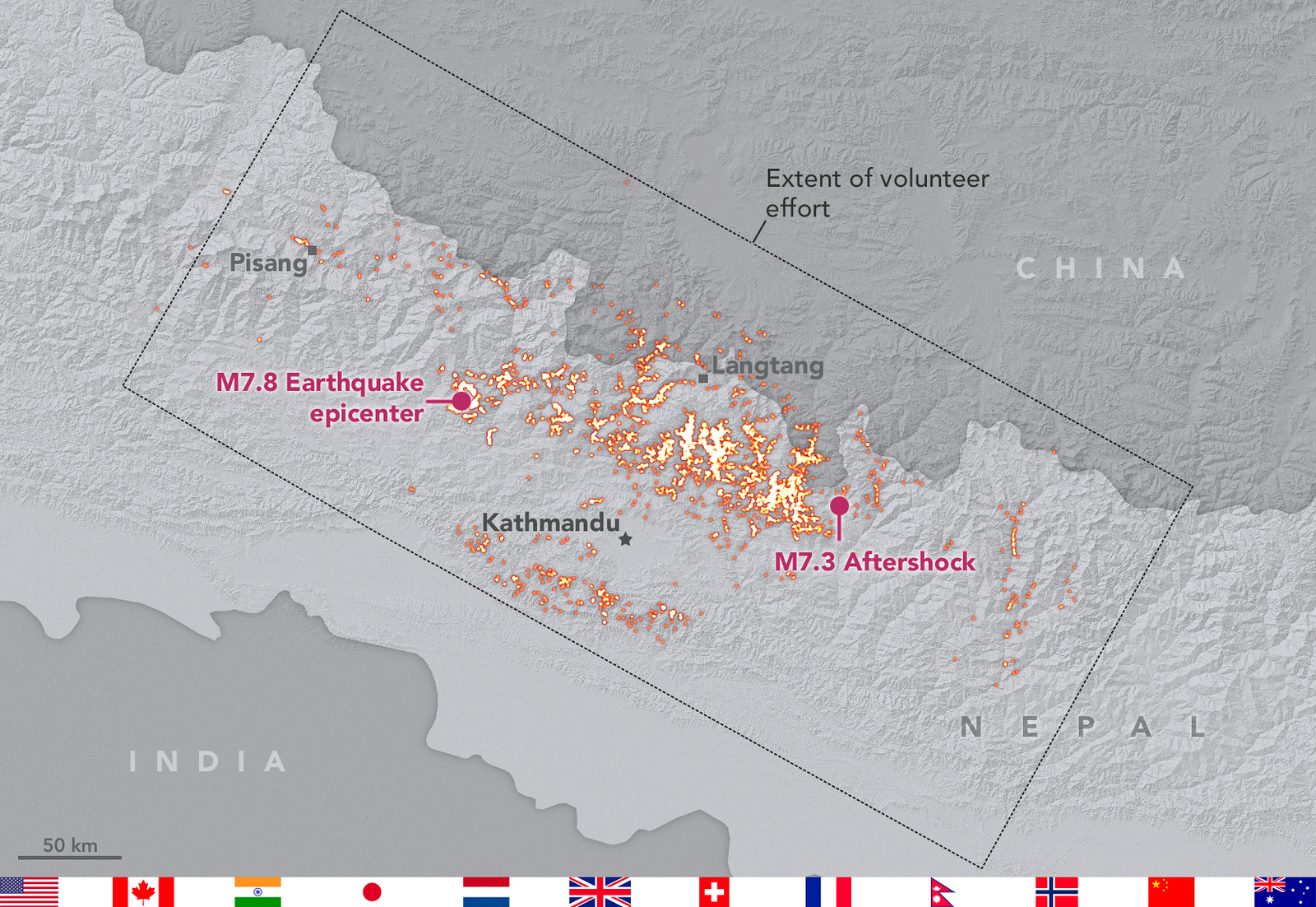 An International Volunteer Geohazards Team Mapped Landslides Triggered By The 2015 Nepal Gorkha Earthquake And Its