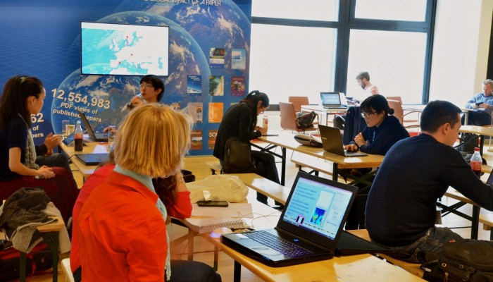 Science communication opportunity at the EGU General Assembly: be a student reporter