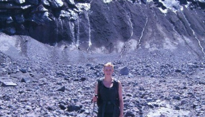 GeoTalk: Friction in volcanic environments by Jackie Kendrick
