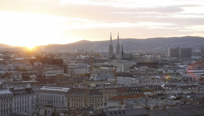 EGU 2016: Getting to Vienna, getting to sleep and getting to know the city