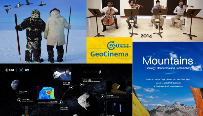 Showcase your film at GeoCinema at the 2017 General Assembly!