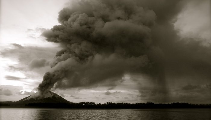 Volcanic darkness marked the dawn of the Dark Ages