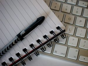 Writing tools. By Pete O'Shea via Flickr