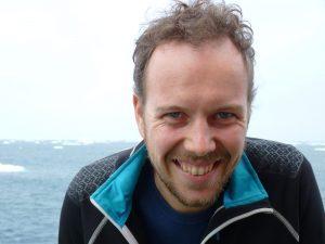 Meet Erik! Credit: Erik van Sebille