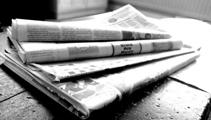 Stop the press!: How to pitch your research to a journalist or editor