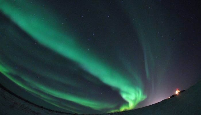 Geosciences column: Making aurora photos taken by ISS astronauts useful for research