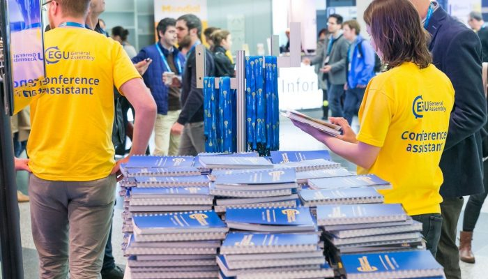 EGU2017: Financial support to attend the General Assembly