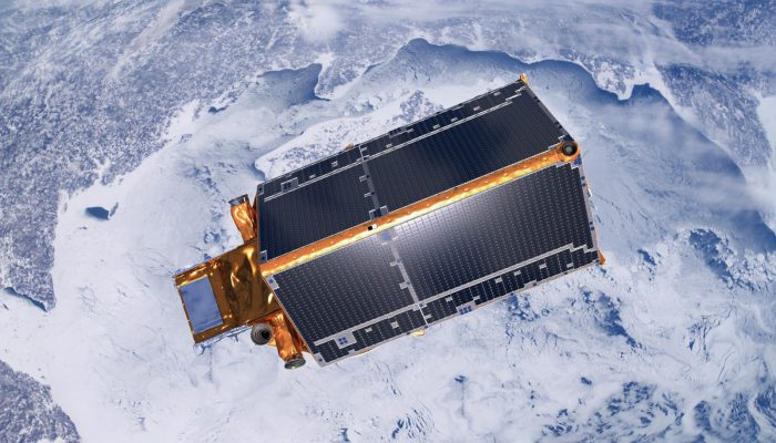 GeoTalk: Using satellites to unravel the secrets of our planet's polar regions