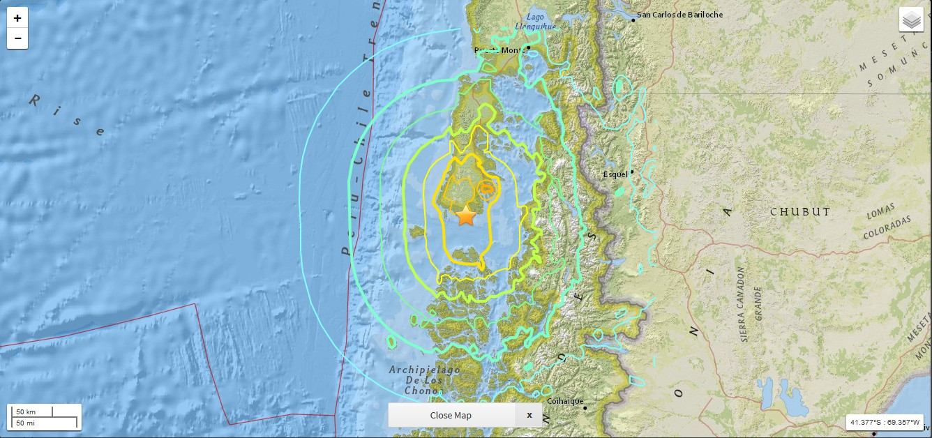 Geolog shaking on christmas day what we know about the 76 m geolog shaking on christmas day what we know about the 76 m chile earthquake gumiabroncs Images