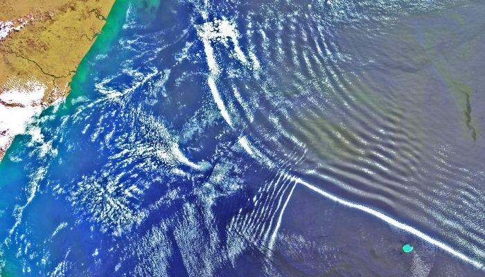 Imaggeo on Mondays: Atmospheric gravity waves