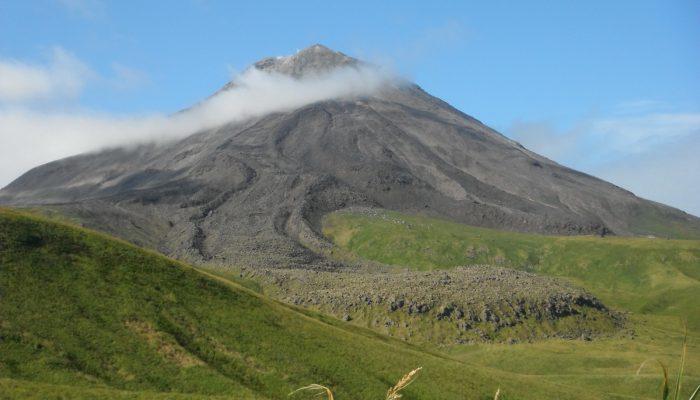 Imaggeo on Mondays: Lava highway in Kanaga Island