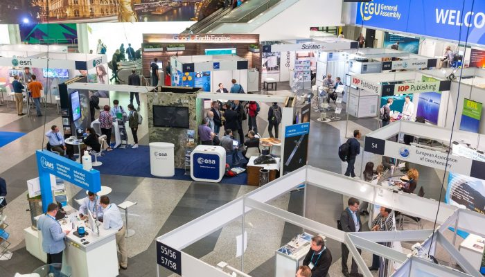 Explore the Exhibition at EGU 2017!