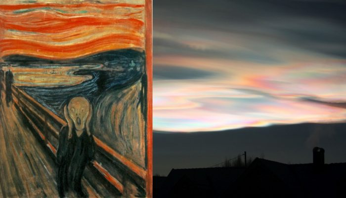 Screaming clouds