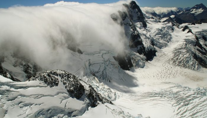 Imaggeo on Mondays: Nor'Wester in the Southern Alps of New Zealand