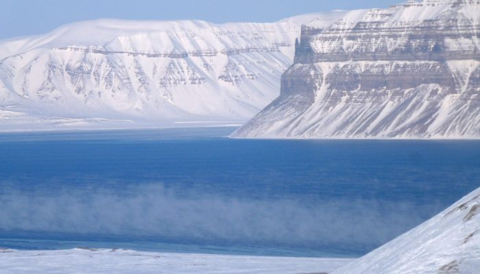 Volcanic ash layers in Svalbard hold clues to the formation of the North Atlantic