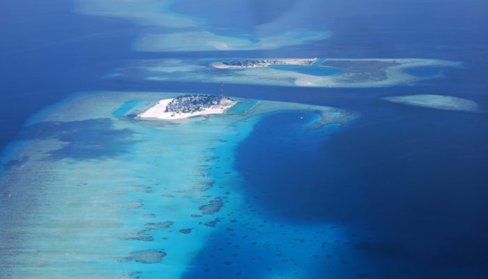Imaggeo on Mondays: Isolated atoll