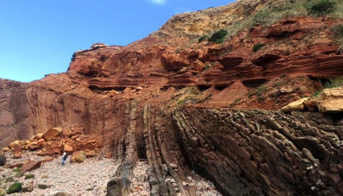Imaggeo on Mondays: Angular unconformity