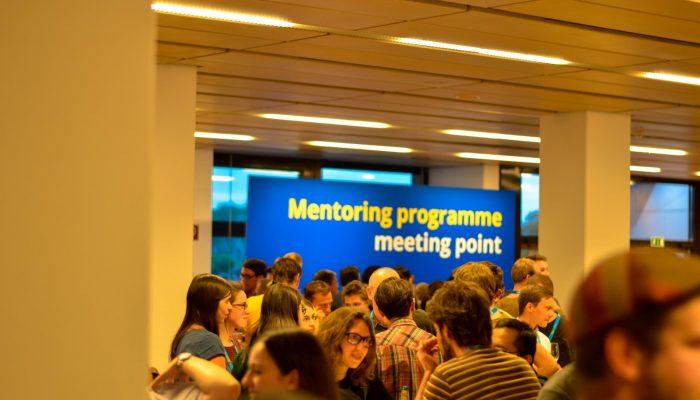 Mentoring programme at EGU 2020