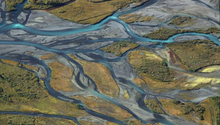 Imaggeo on Mondays: Glacier-fed rivers