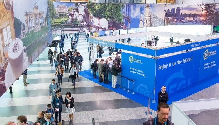 EGU 2018 General Assembly programme is now online!