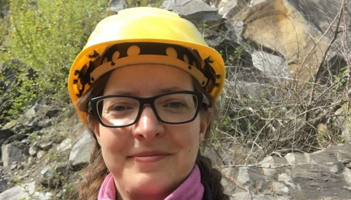 GeoTalk: Stephanie Zihms, Early Career Scientist Representative