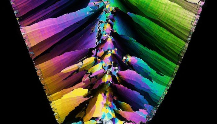 Imaggeo On Monday: the EGU Photo Competition – beautiful thin-sections.
