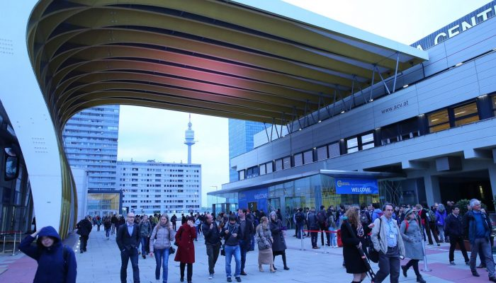 Union-wide events at EGU 2018