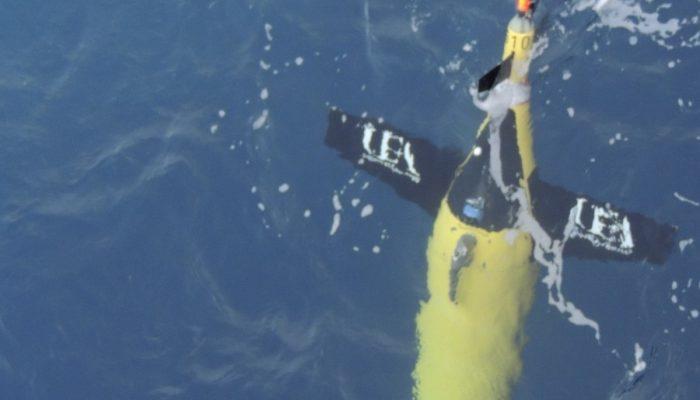 Underwater robot shares ocean secrets
