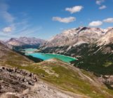Imaggeo On Mondays: Reservoir in the Italian Alps