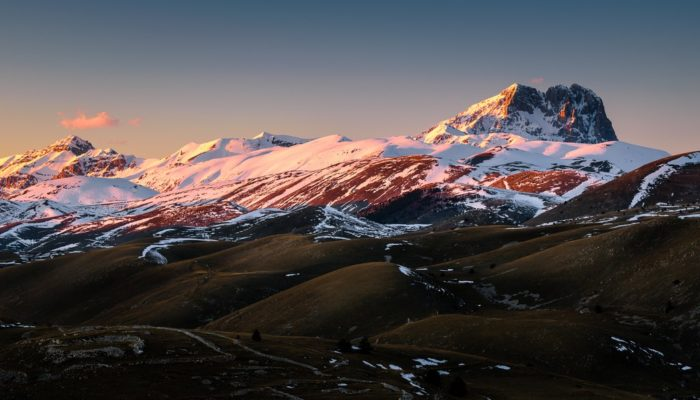 Imaggeo on Mondays: Corno Grande, tallest peak of the Apennines