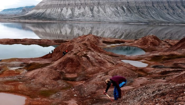 Imaggeo on Mondays: Digging out a glacier's story