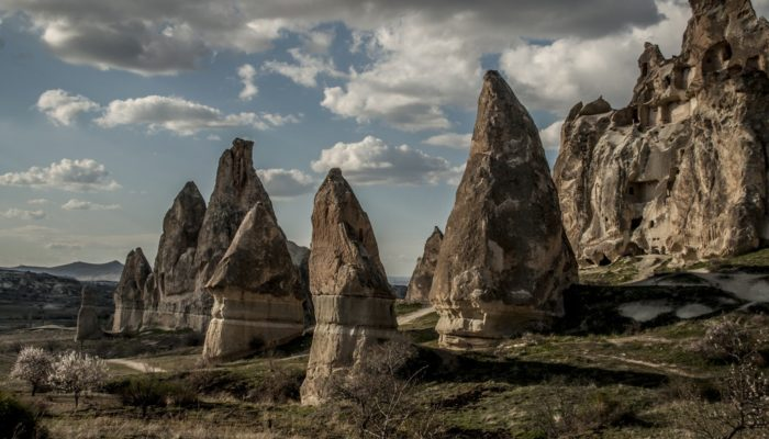 Imaggeo on Mondays: Fairy chimneys in Love Valley