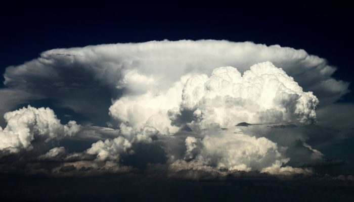 Imaggeo on Mondays: Cumulonimbus, king of clouds