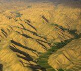 Imaggeo on Mondays: Life between the arid mountains of Gansu, China