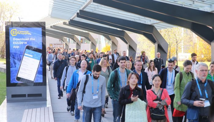Join us at the EGU 2019 General Assembly: Call for abstracts is now open!