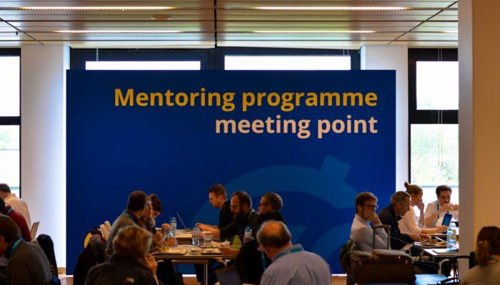 Mentoring programme at EGU 2019