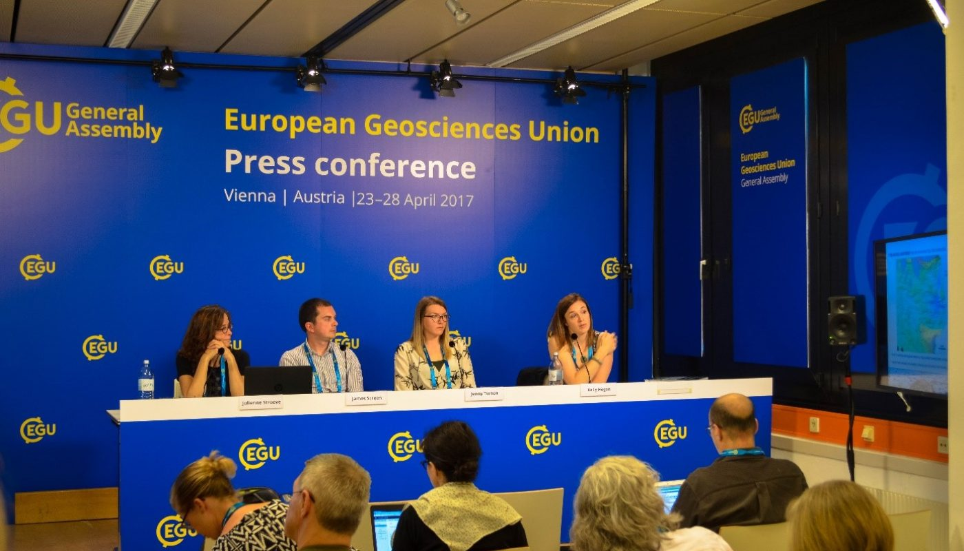GeoLog | EGU 2019: Follow the conference action live! - GeoLog