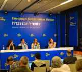 Job opportunity at the EGU General Assembly: press assistant