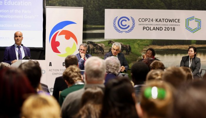 GeoPolicy: COP24 – key outcomes and what it's like to attend