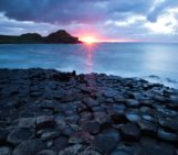 Imaggeo on Mondays: Sunset on the Giant's Causeway