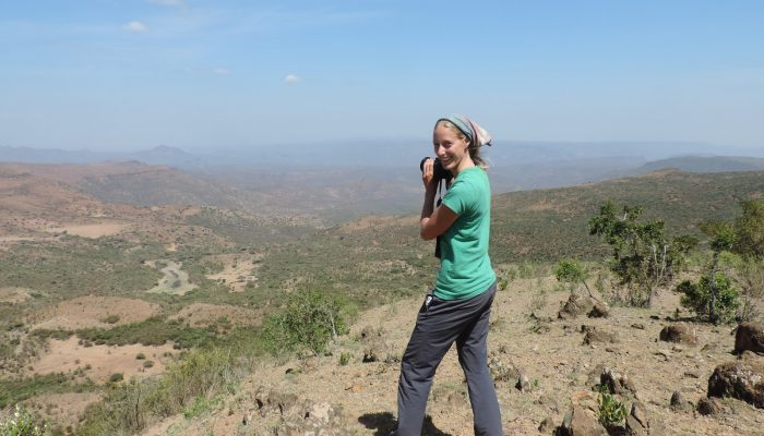 GeoTalk: Alena Ebinghaus, Early Career Scientist Representative
