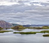Iceland's rootless volcanoes