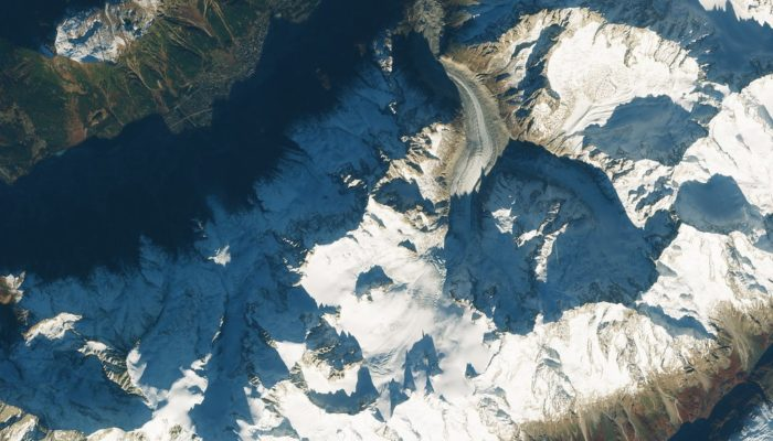 Imaggeo on Mondays: High above the top of Europe